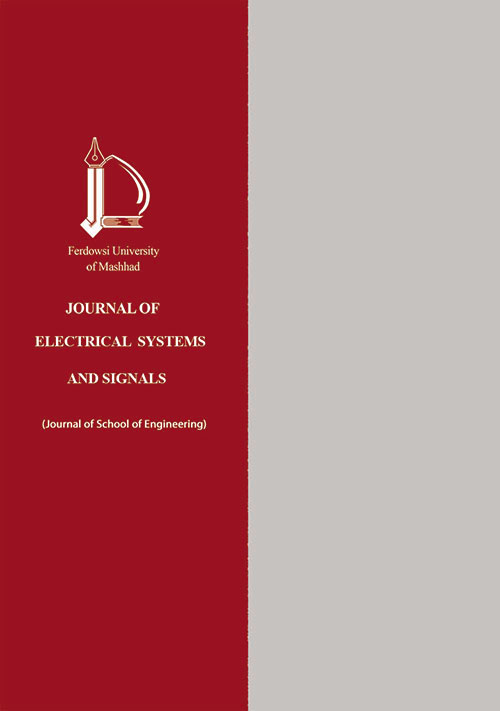 Journal Of Electrical Systems And Signals